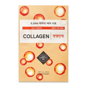 10. ETUDE HOUSE 0.2 Therapy Air Mask COLLAGEN