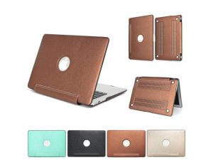 3. One Piece Design Hard Rubberized Protection Cover Protective Case for Apple Macbook Air 13 Inch - Model: A1369 and A1466