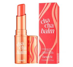 5. Benefit Hydrating Tinted Lip Balm Cha Cha Balm