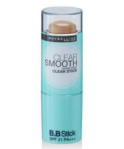 8.MAYBELLINE NEW YORK Clear Smooth B.B Stick SPF21 PA+++