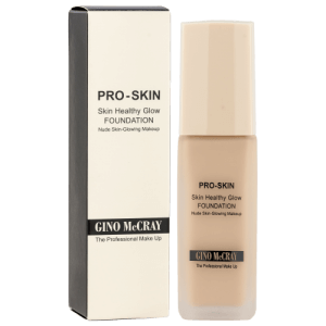 10. GINO McCRAY The Professional Make Up Skin Healthy Glow Foundation ( 40 ml.)