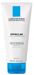 2. La Roche-Posay Effaclar Purifying Foaming Gel ( 200 g.)