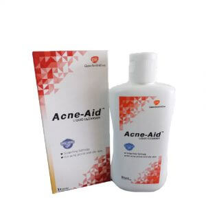 1. Acne-Aid Liquid Cleanser ( 100 g.)
