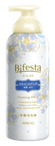 9. Bifesta Foaming Whip สูตร Sebum ( 180 g.)