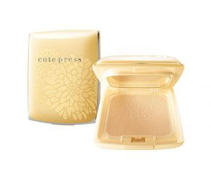 9. Cute Press Evory Perfect Skin Plus Vitamin E Foundation Powder
