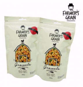10. Farmer's Grain รส Mixed Fruit