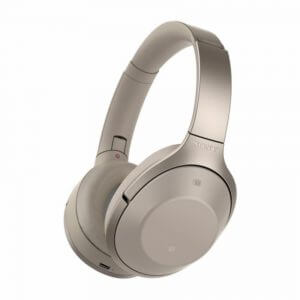 1. Sony MDR-1000X Premium Noise Cancelling Bluetooth Headphone