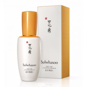 3. Sulwhasoo First Care Activating Serum EX
