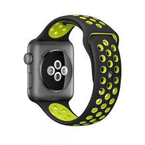 2. Unbranded Nike Design Silicone Sport Band