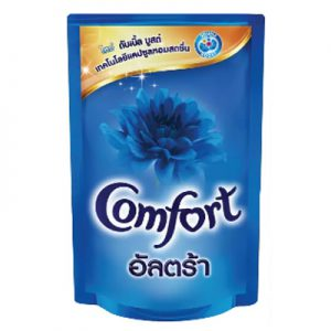 2. Comfort Ultra Concentrate Fabric Softener Blue 650 ml