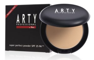 5. ARTY PROFESSIONAL SUPER PERFECT POWDER SPF 25 PA++