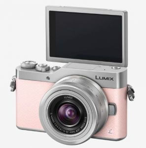 4. PANASONIC LUMIX DMC-GF9