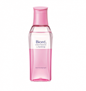 8. Biore – Makeup Remover for Lip and Eye