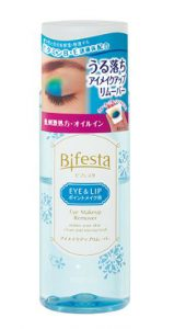1. Bifesta – Eye Makeup Remover