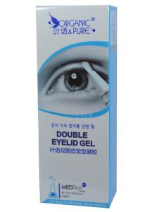 10. Organic Pure Double Eyelid Gel