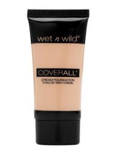 9. Wet n Wild Cover All Crème Foundation