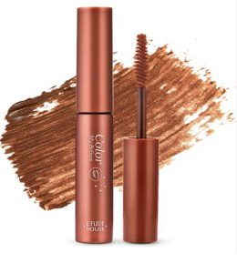 6.Etude House Color My Brows