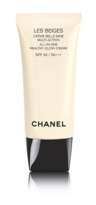 8. CHANEL LES BEIGES MULTI-ACTION ALL-IN-ONE HEALTHY GLOW CREAM (10 ml)