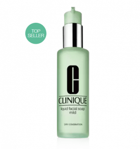 3. Clinique - Liquid Facial Soap 200 มล.