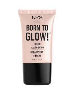 3. NYX Born To Glow Liquid Illuminator