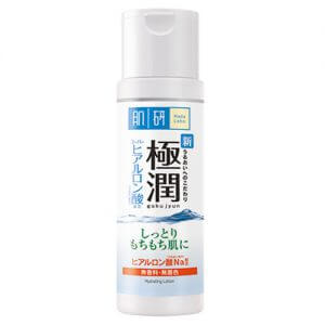 3. Hada Labo Super Hyaluronic Acid Hydrating Lotion (170 ml)