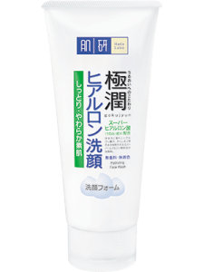 5. Hada Labo - SHA Hydrating  Face Wash 100 กรัม