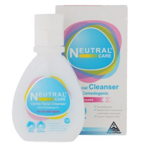 6. Neutral Care Gentle Facial Cleanser (120 ml)