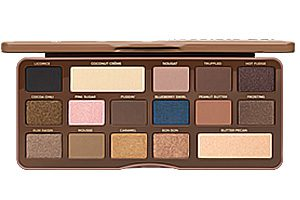 6.Too Faced The Chocolate Bar Eyeshadow Palette