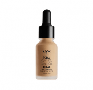 4. NYX Professional - Total control drop foundation