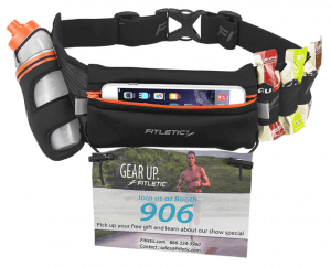 2. Fitletic รุ่น Fitletic Fully Loaded Hydration Belt