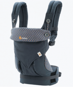 6. Ergobaby รุ่น 360 All Positions Baby Carrier