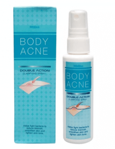 1. Mistine Acne Double Acton Clarifying Spray