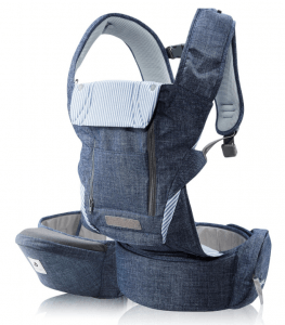 1. Pognae รุ่น No.5 Plus-All In One Baby Carrier