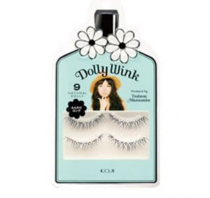 9. Dolly Wink No.9 Natural Dolly