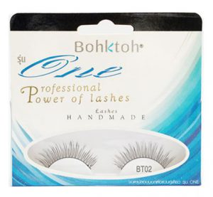 2. Bohktoh One Eyelashes #BT02 (1 Pair)