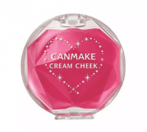 3. CANMAKE - Cream Cheek