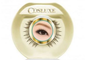 3. Cosluxe Wanderlust Eyelashes Natural No. 1-05