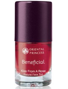 1. Oriental Princess Beneficial Kiss From A Rose Natural Face Tint (9 ml)