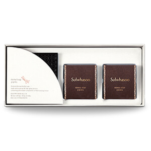 3. Sulwhasoo Herbal Soap (49 g)
