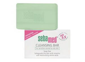 4. Sebamed Cleansing Bar (100 g x 2 Bars)