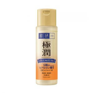 7. Hada Labo - Premium Lotion (170ml)