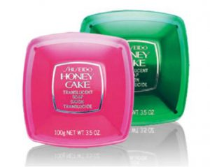 9. Shiseido Honey Cake Translucent Soap-Green (100 g) (No Dish)