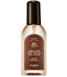 10. Skinfood Argan Oil Silk Hair Essence (200 g)