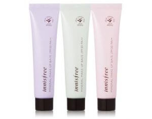 10. Innisfree Mineral Make Up Base SPF30/PA++ (40ml)