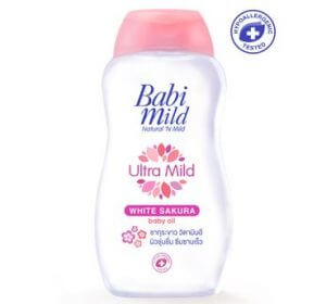 3. Babi Mild Ultra Mild White Sakura (100ml)