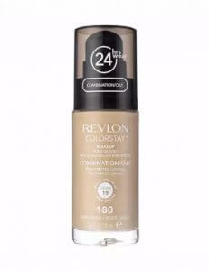 3. Revlon - ColorStay Makeup SPF15