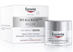 8. Eucerin Hyaluron Filler HD Day Bright SPF30 (20 ml)