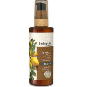 8. Naturals By Watsons Argan Hair Oil (100 ml)