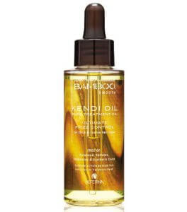 9. Alterna Bamboo Smooth Kendi Oil Pure Treatment Oil (50 ml)