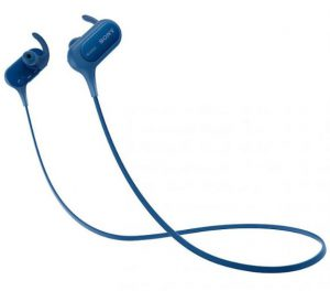 1. Sony In Ear Headphones EXTRA BASS™ MDR-XB50BS